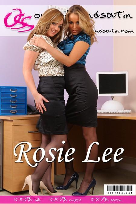 Rosie Lee & Rosie W - for ONLYSILKANDSATIN COVERS