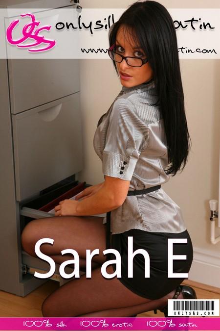 Sarah E - for ONLYSILKANDSATIN COVERS