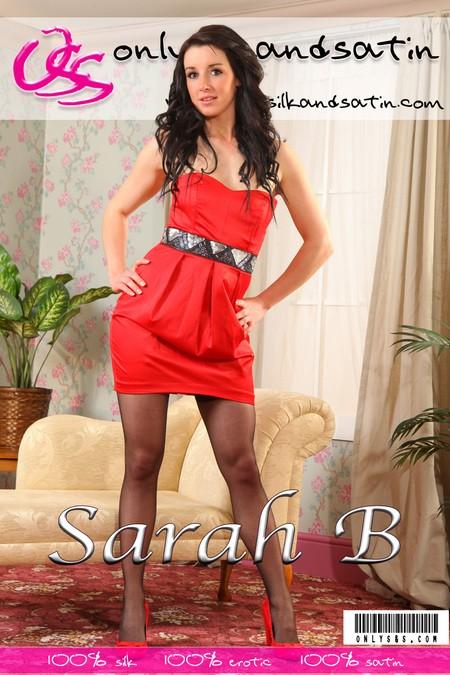 Sarah B - for ONLYSILKANDSATIN COVERS