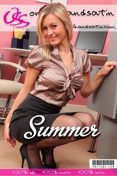 Summer - for ONLYSILKANDSATIN COVERS