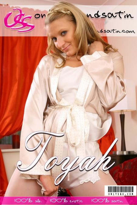 Toyah - for ONLYSILKANDSATIN COVERS