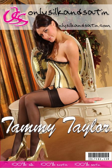 Tammy Taylor - for ONLYSILKANDSATIN COVERS