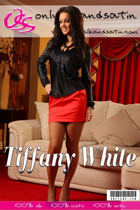Tiffany White - for ONLYSILKANDSATIN COVERS