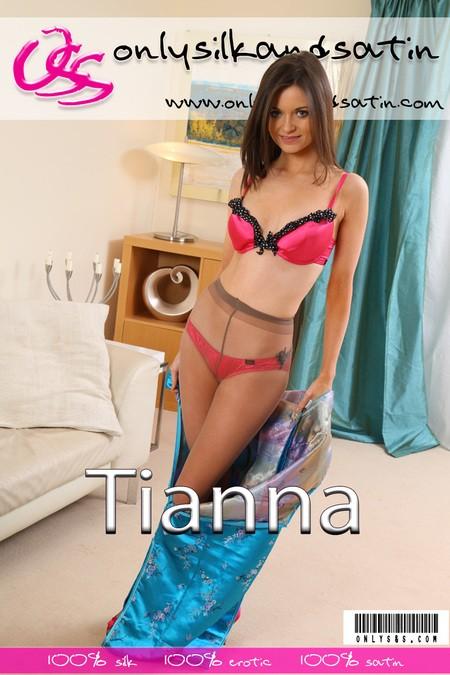 Tianna - for ONLYSILKANDSATIN COVERS