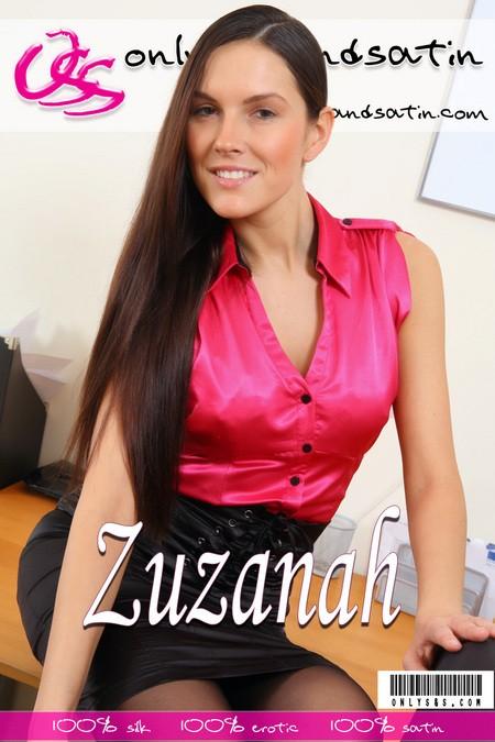 Zuzanah - for ONLYSILKANDSATIN COVERS