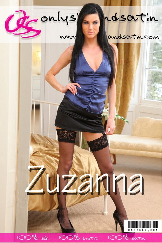 Zuzanna - for ONLYSILKANDSATIN COVERS