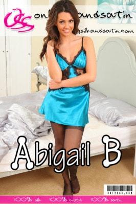 Abigail B  from ONLYSILKANDSATIN