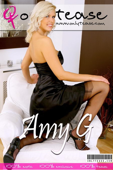 Amy G - for ONLYTEASE COVERS