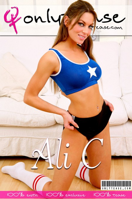 Ali C - for ONLYTEASE COVERS
