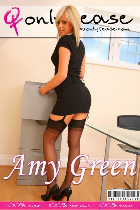 Amy Green - for ONLYTEASE COVERS