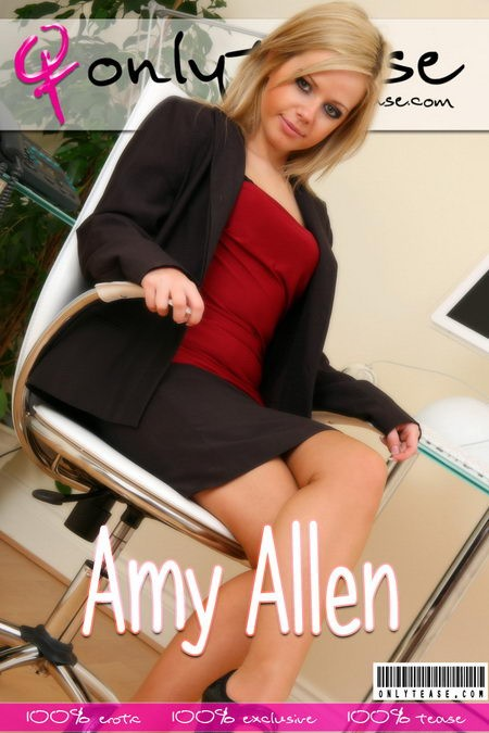 Amy Allen - for ONLYTEASE COVERS