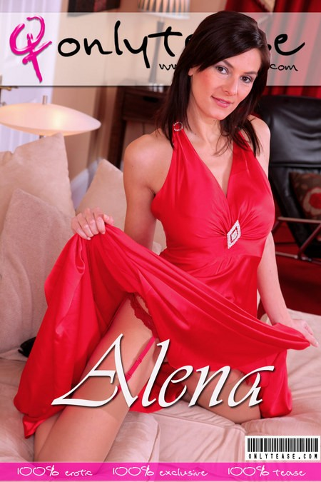 Alena - for ONLYTEASE COVERS