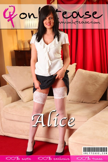 Alice - for ONLYTEASE COVERS