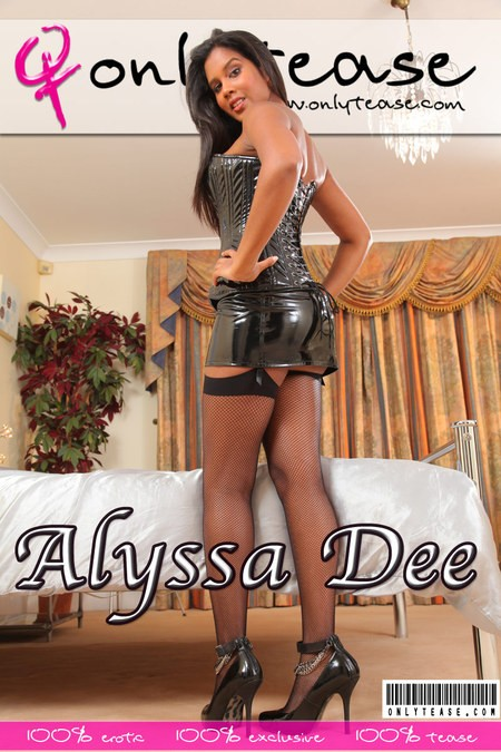 Alyssa Dee - for ONLYTEASE COVERS