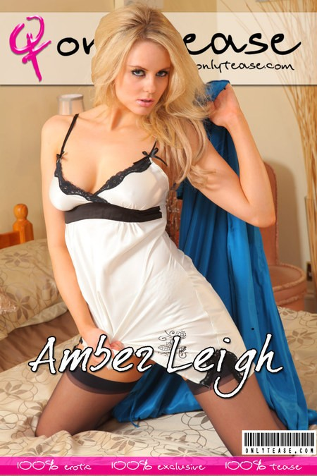 Amber Leigh - for ONLYTEASE COVERS
