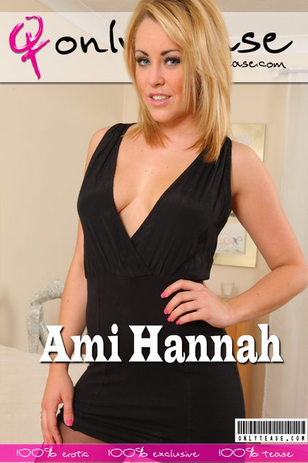 Ami Hannah - for ONLYTEASE COVERS