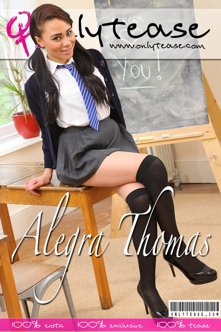 Alegra Thomas - for ONLYTEASE COVERS