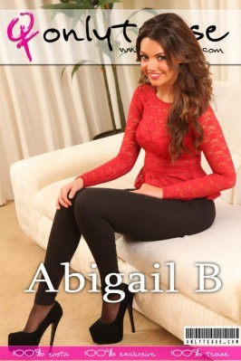 Abigail B  from ONLYTEASE COVERS