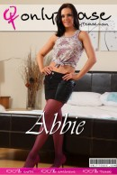 Abbie in  gallery from ONLYTEASE COVERS