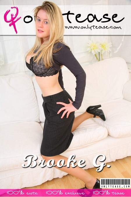 Brooke G - for ONLYTEASE COVERS