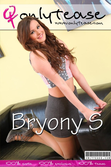 Bryony S - for ONLYTEASE COVERS