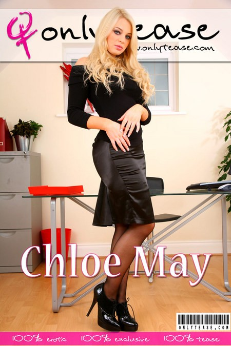 Chloe May - for ONLYTEASE COVERS