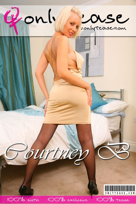 Courtney B - for ONLYTEASE COVERS
