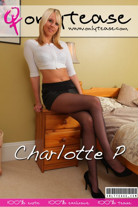 Charlotte P - for ONLYTEASE COVERS