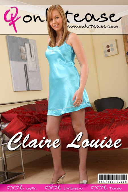 Claire Louise - for ONLYTEASE COVERS