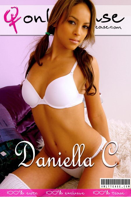 Daniella C - for ONLYTEASE COVERS
