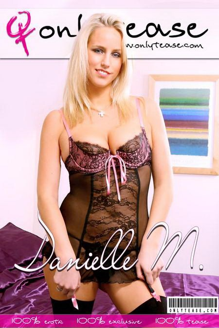 Danielle M - for ONLYTEASE COVERS