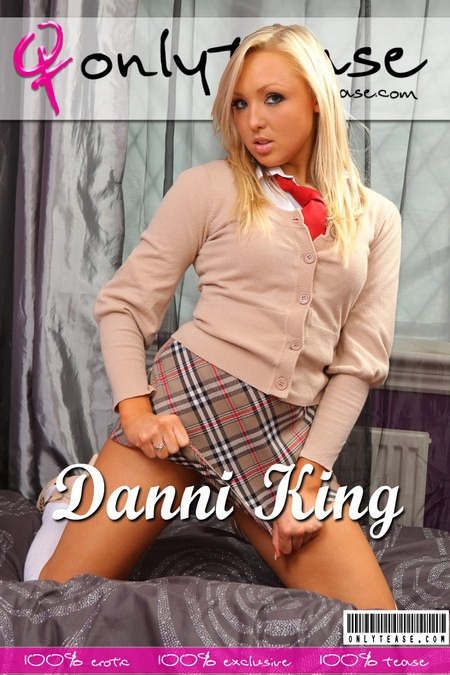 Danni King - for ONLYTEASE COVERS