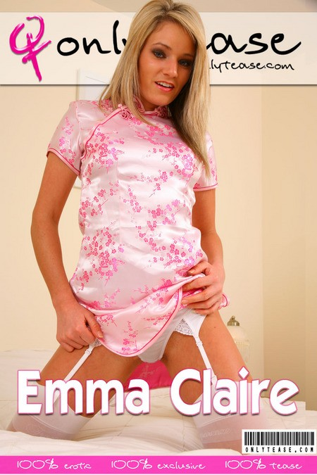 Emma Claire - for ONLYTEASE COVERS