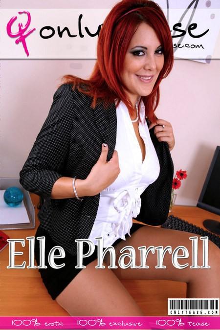 Elle Pharrell - for ONLYTEASE COVERS