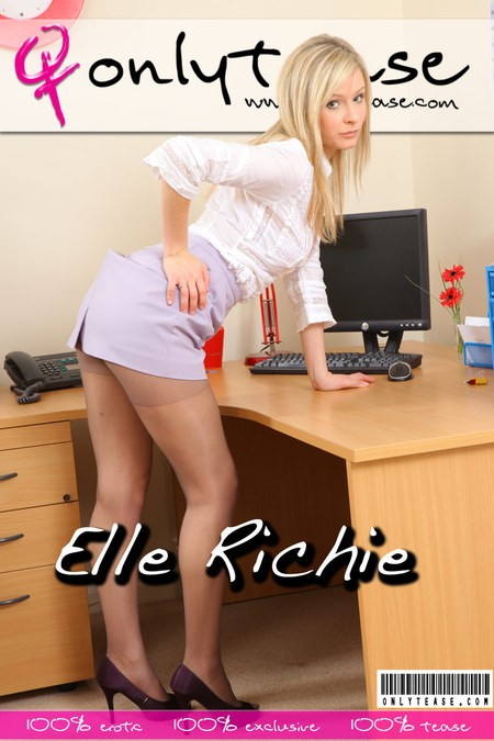 Elle Richie in  gallery from ONLYTEASE COVERS