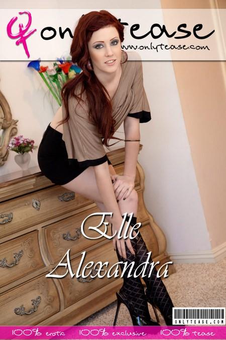 Elle Alexandra - for ONLYTEASE COVERS