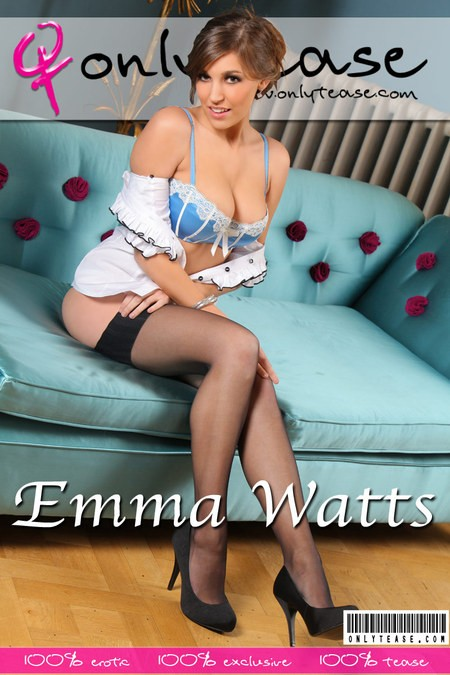 Emma Watts - for ONLYTEASE COVERS