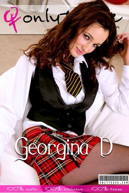 Georgina D - for ONLYTEASE COVERS
