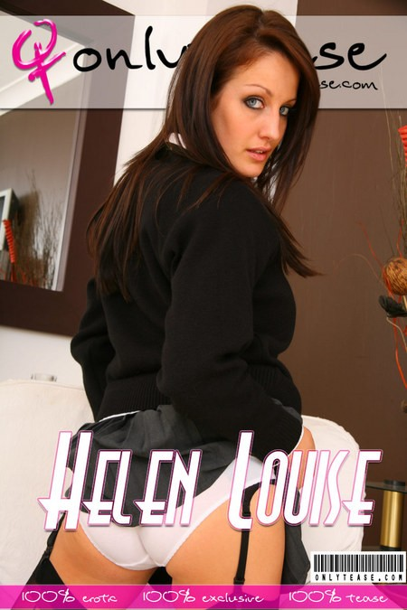 Helen Louise - for ONLYTEASE COVERS