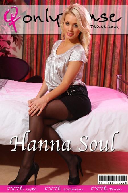 Hanna Soul - for ONLYTEASE COVERS