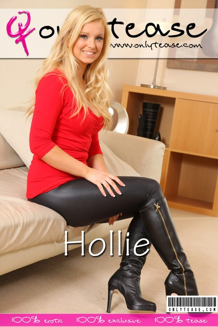 Hollie - for ONLYTEASE COVERS