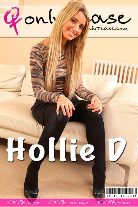 Hollie D - for ONLYTEASE COVERS