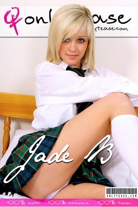 Jade B - for ONLYTEASE COVERS