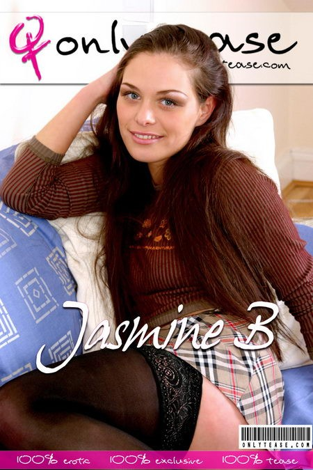 Jasmine B - for ONLYTEASE COVERS