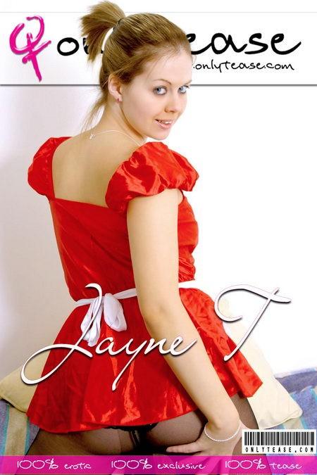 Jayne T - for ONLYTEASE COVERS