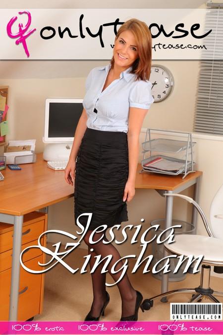Jessica Kingham - for ONLYTEASE COVERS