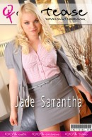 Jade Samantha in  gallery from ONLYTEASE COVERS
