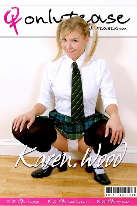 Karen Wood - for ONLYTEASE COVERS