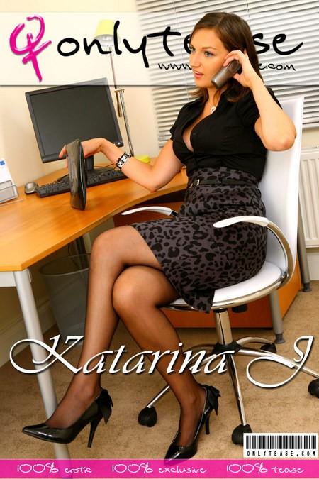 Katarina J - for ONLYTEASE COVERS
