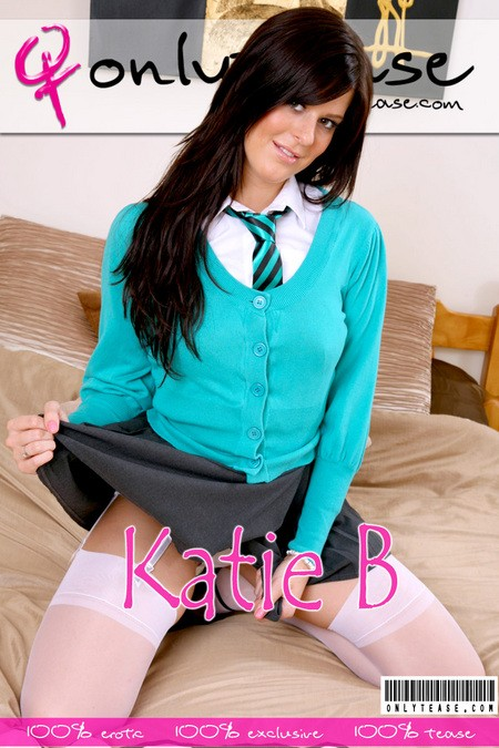 Katie B - for ONLYTEASE COVERS